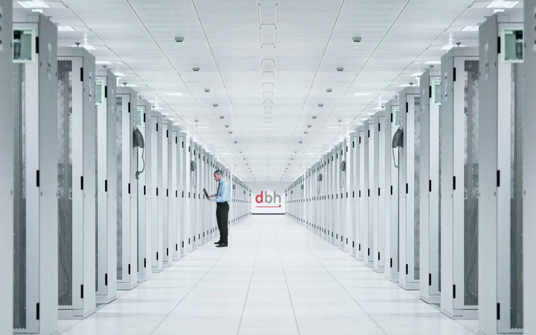 IT-Outsourcing mit dbh: Weniger Kosten für die eigene IT-Administration