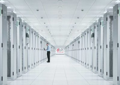 IT outsourcing with dbh: Less costs for your own IT administration