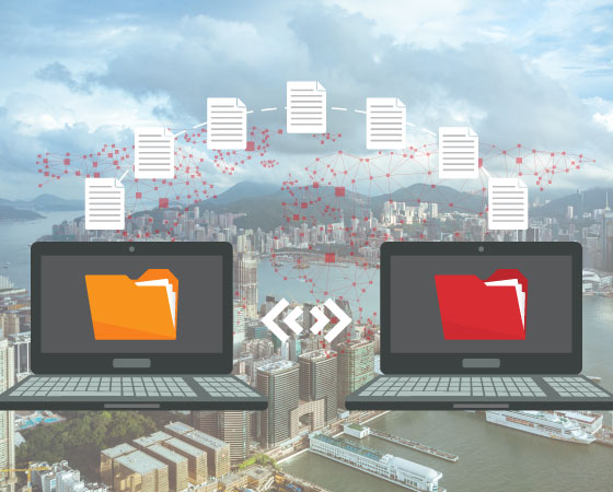Atlas Zelos: Plattform des Zolls für Dokumentenaustausch