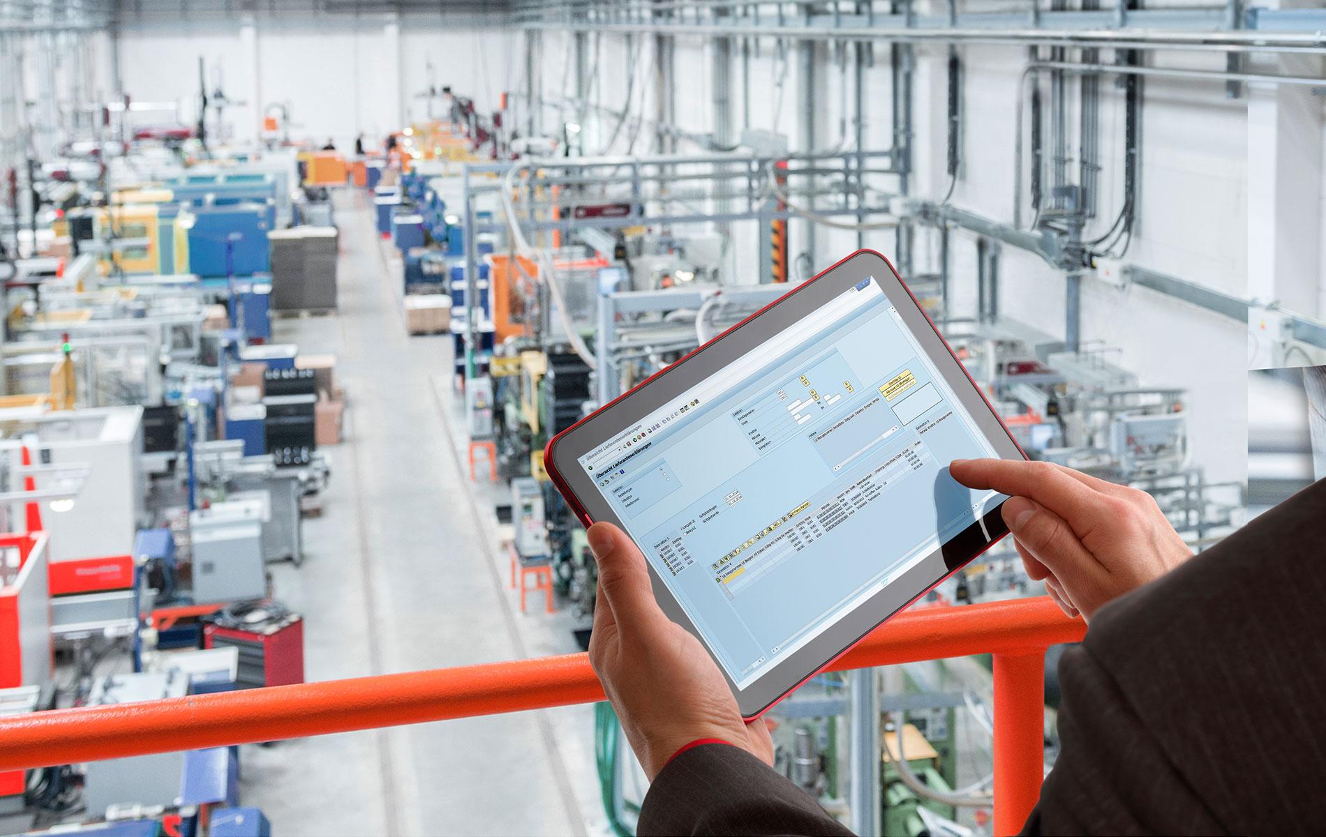 dbh Lösungen für SAP