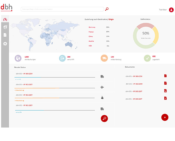 CargoTrace WebPortal