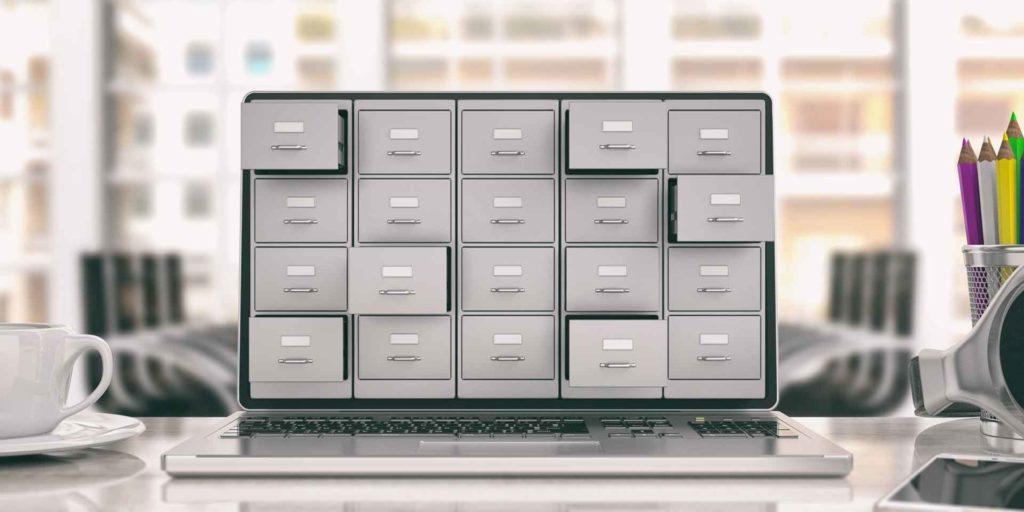 Digitale Langzeitarchivierung für Geschäftsdokumente