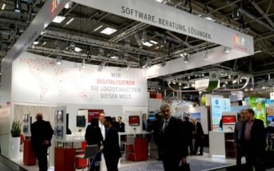 LogiMAT 2016: Smart Solutions for Industry 4.0