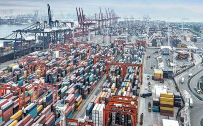 Mandatory from the end of 2014: electronic container handling at Maasvlakte II