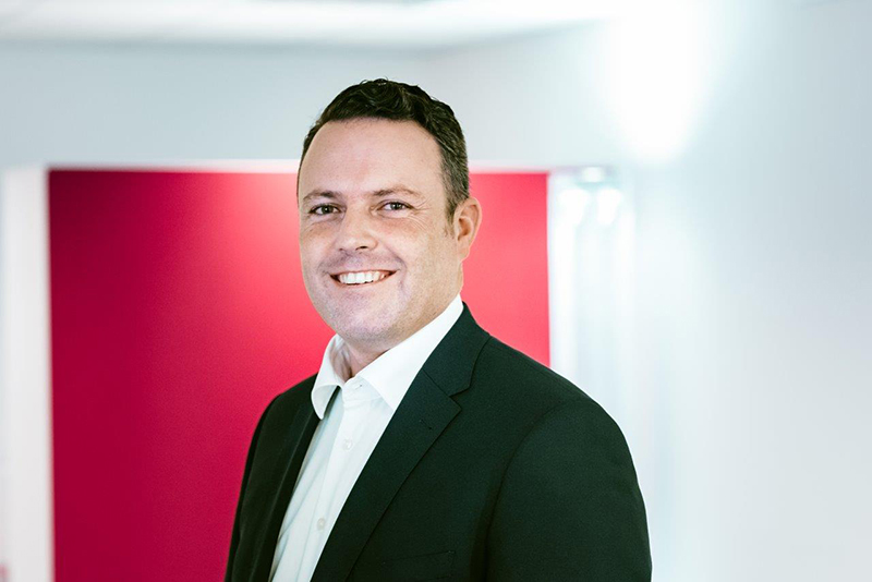 Marcus Stotijn, Head of Forwarding Solutions at dbh