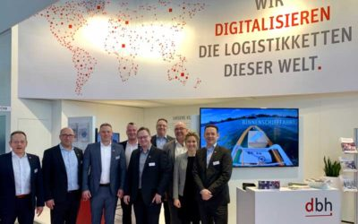 LogiMAT 2019: Globalization. Digitisation. Efficiency.