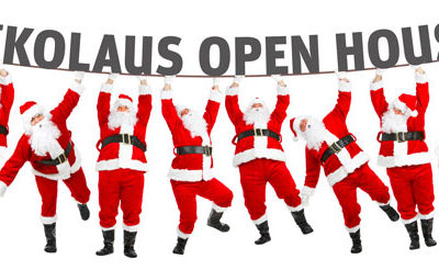 Nikolaus Open House: Pre-Christmas gathering at dbh
