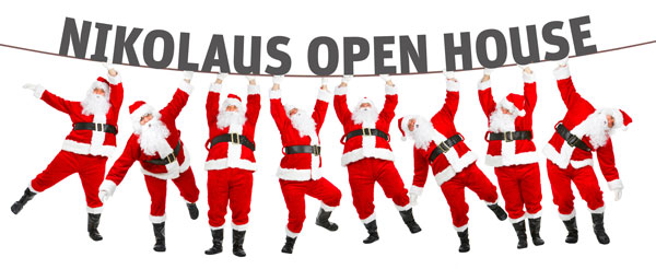 Nikolaus Open House Logo