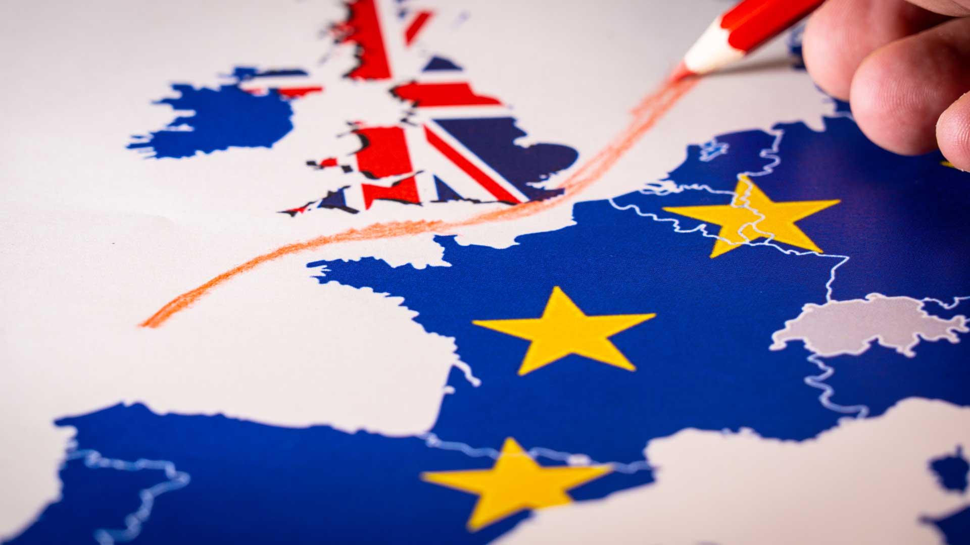 Brexit - Großbritannien verlässt die EU