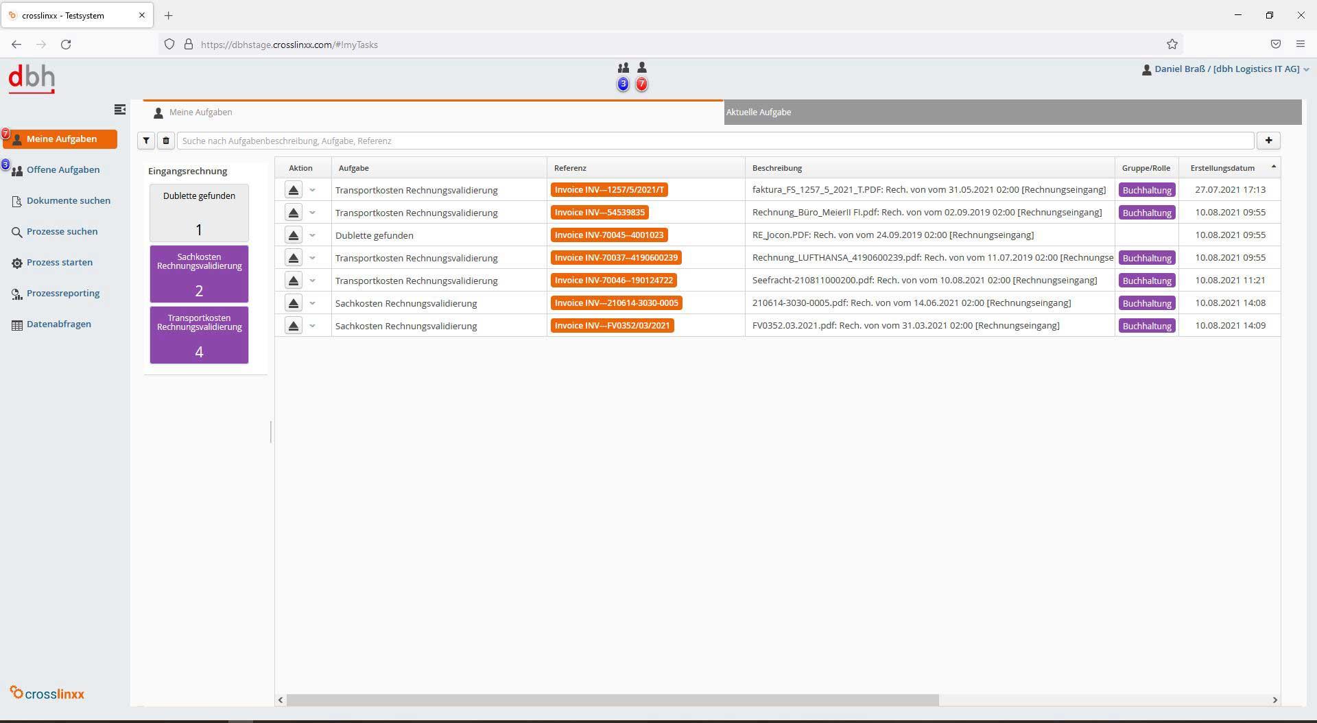 Advantage Invoice Management 3
