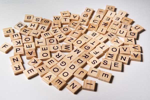 Fiduz beim Scrabble